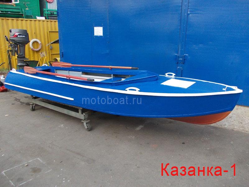 лодка моторная википедия