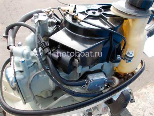 зажигание лодочного мотора джонсон 15