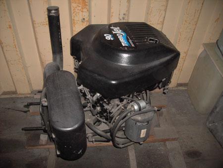 купить стационарный лодочный мотор в спб