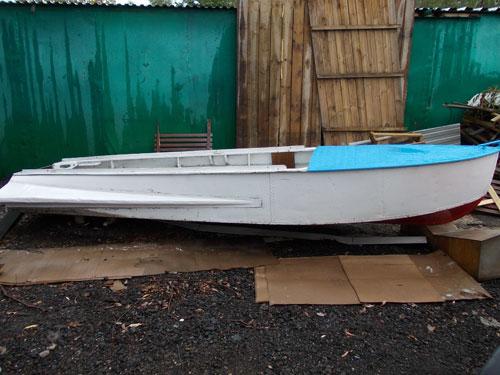 все модели лодки казанки