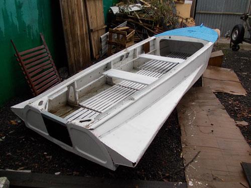 продажа лодок казанка б у в вологодской области