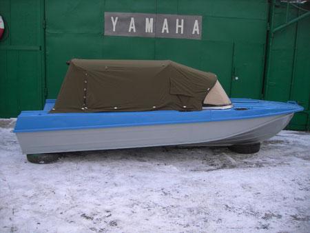 """Моторные лодки и катера б/у -  """"Казанка-5М3 """""""
