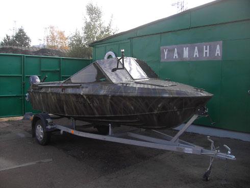 лодка крым с отбойником