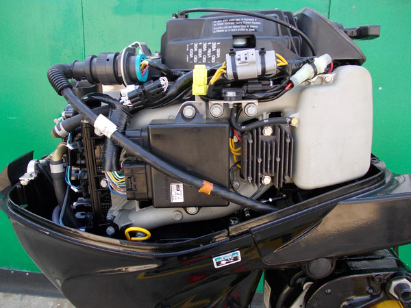 чип тюнинг для лодочных моторов