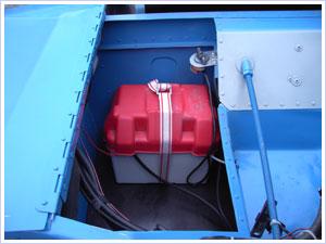 подключение выключателя массы в лодке