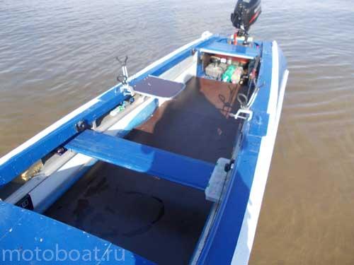 грунтовка водостойкая для лодки фанерной