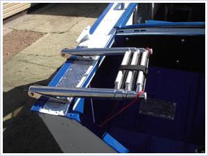 трапики для лодки казанка