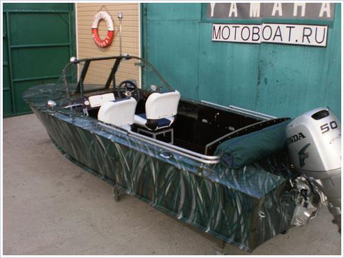 Диван для лодки 157