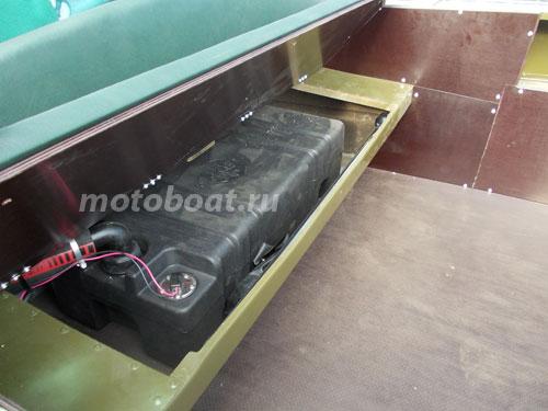 топливный бак для лодки форум