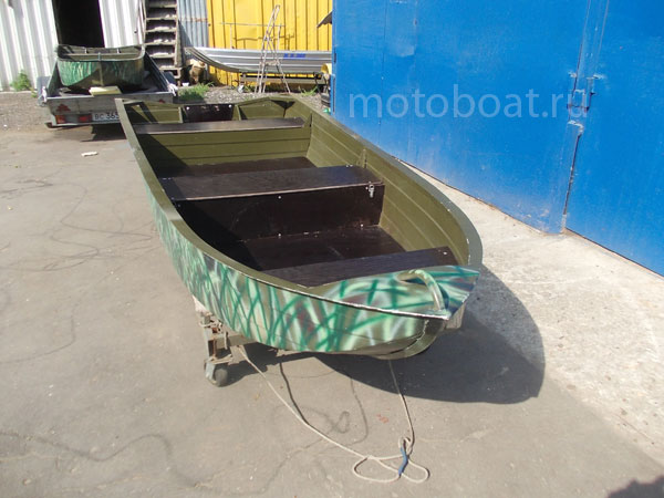 лодка вятка профи 320