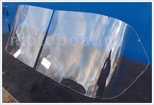 Лобовое стекло на казанку
