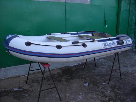 Продажа лодок и катеров б/у: Yamaran B300.