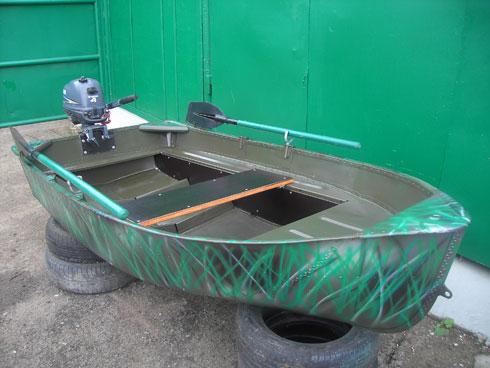 продажа дюралевых лодок в украине