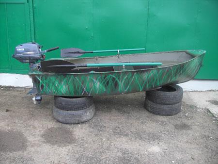 лодка ерш купить дюралевая в омске