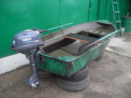 купить лодку алюминиевую ерш б у на авито