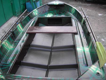 """Motoboat.ru - лодки и катера б/у: мотолодка  """"Ерш """" ."""
